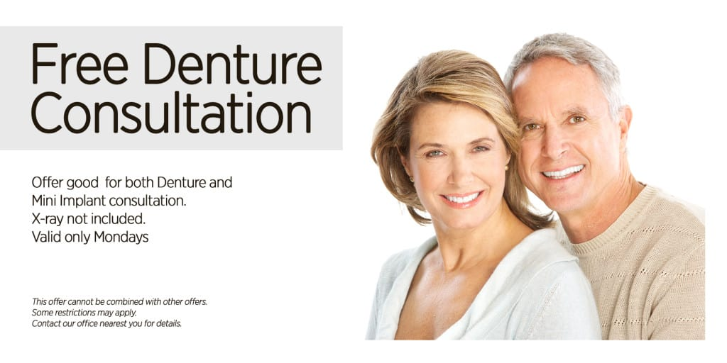 Denture Consultation